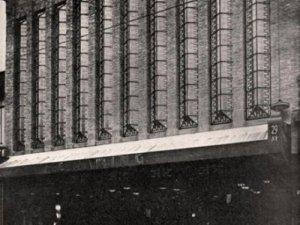 Voorgevel Firma J.C. Raming Eindhoven, 1930